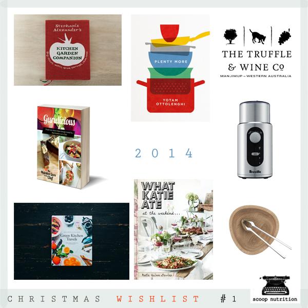 Christmas gift guide - wish list