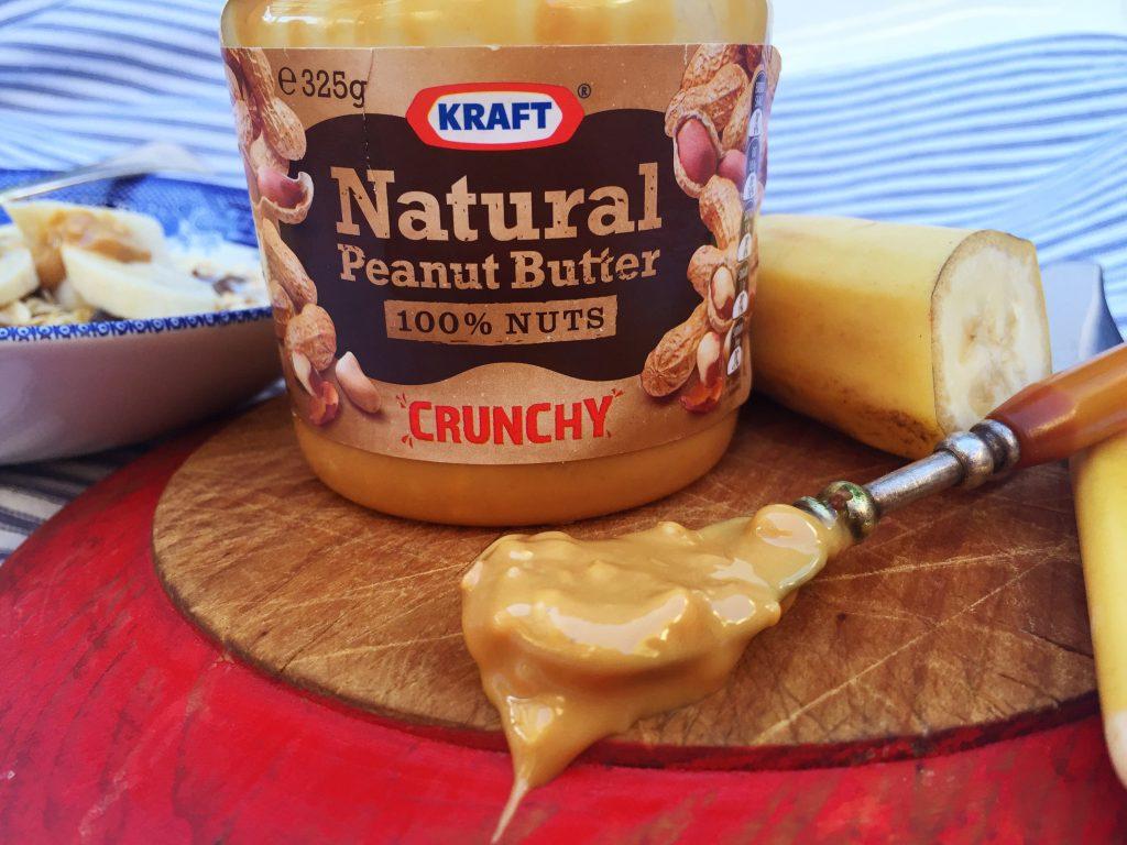 Kraft Naturals Peanut Butter Crunchy