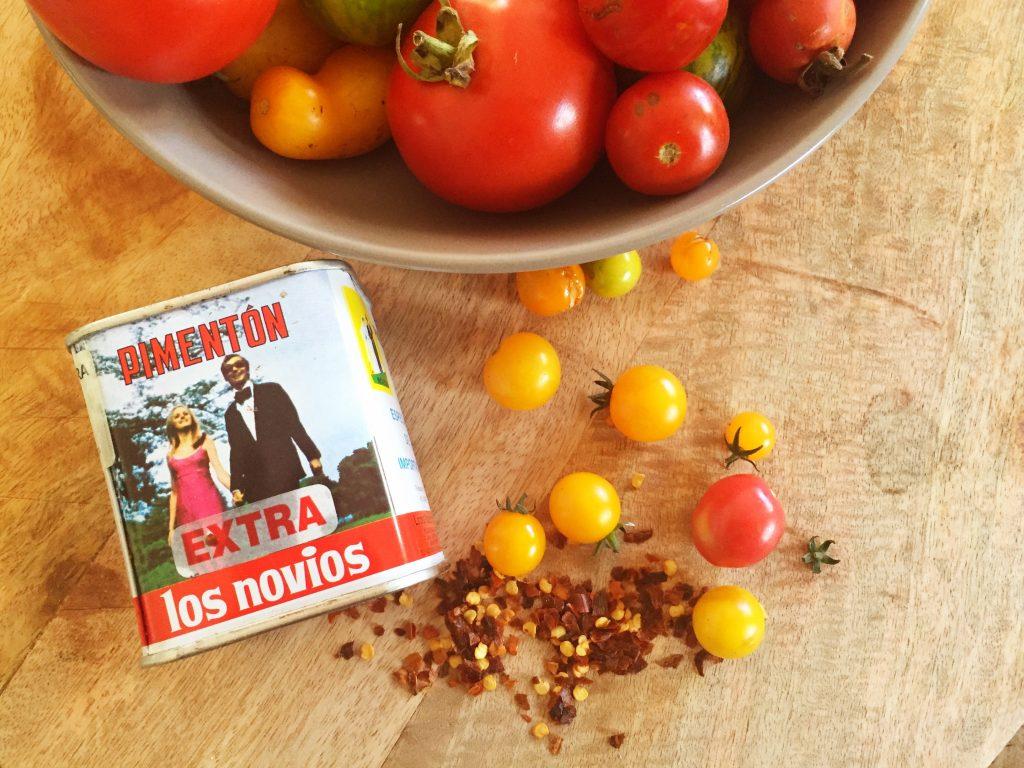 pimenton extra los novios - tomatoes